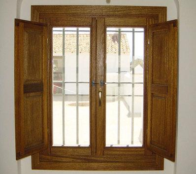 Complementos de ventanas de madera for Ventanales de aluminio imitacion madera
